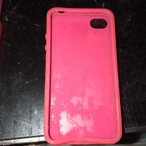 Accessories - iPhone 4/4S pink case